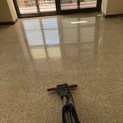 Pulimento de pisos
