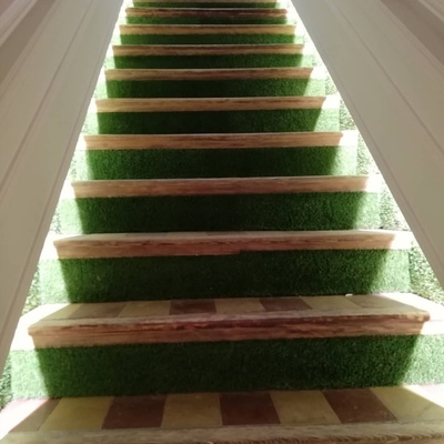 Escaleras viviendas turisticas.