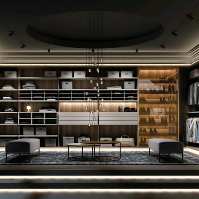vestidor luxe