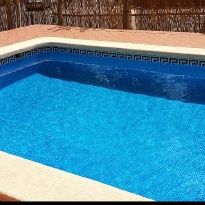 Reparaciones de piscina