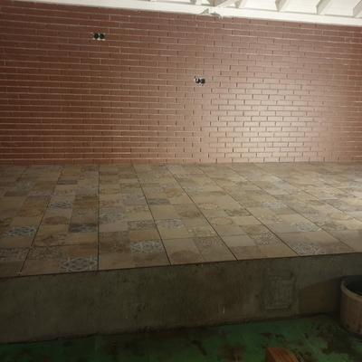 Reforma suelo y muros