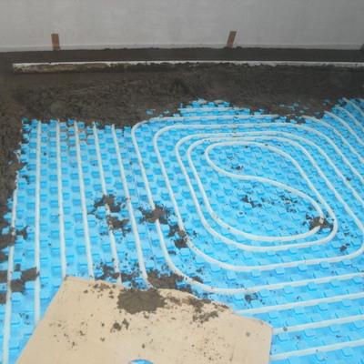 suelo radiante