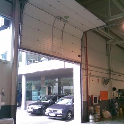 Seccional industrial