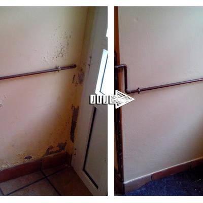 Reparación y pintado