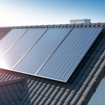 Ofrecemos placas solares integradas en el techo