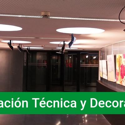 Selección técnica y decorativa