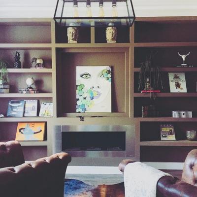 Decoración Interiores.