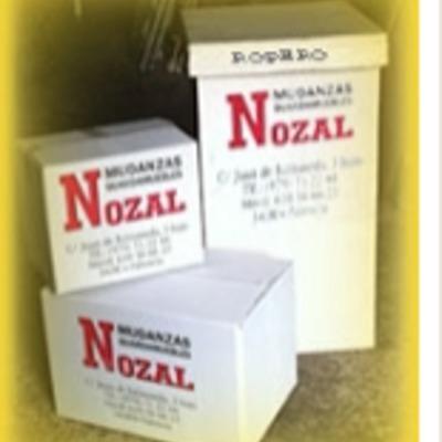 Transportes y mudanzas Nozal