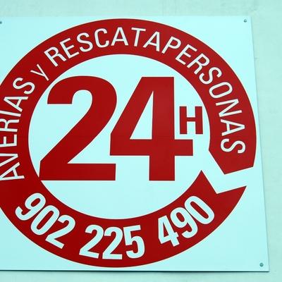 Servicio de rescate y averias 24h