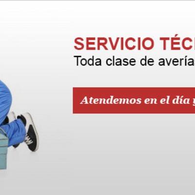 SERVICIO TECNICO DE REPARACION DE ELECTRODOMESTICOS