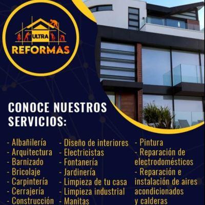 Servicios de Ultra Reformas