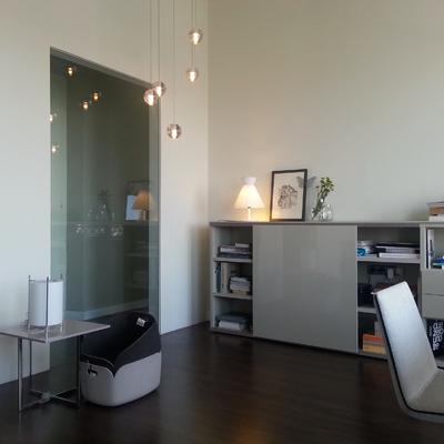 showroom contemporánea interiorismo