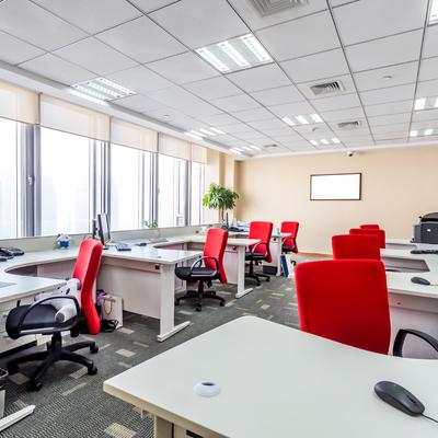 Desinfección oficinas