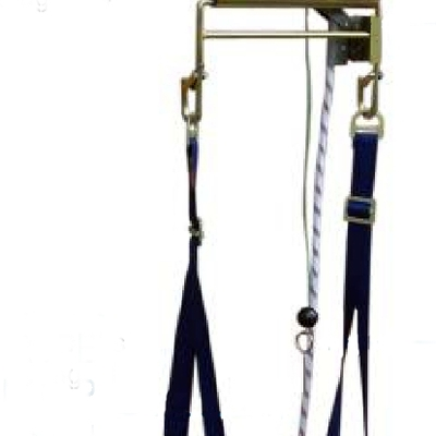 Silla de cuerda manual