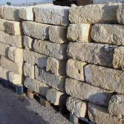 Sillares de piedra