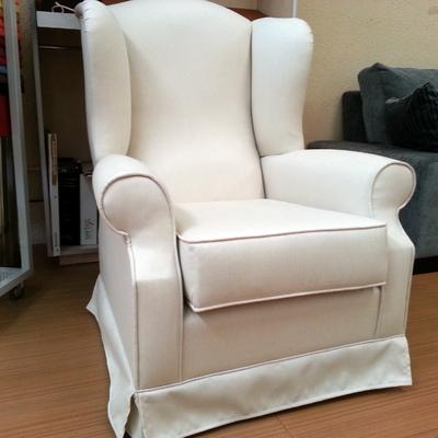 Precio tapizar sillas o butacas madrid ciudad habitissimo for Tapizar sillas precio