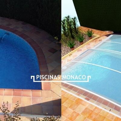 Simulaciones de piscinas