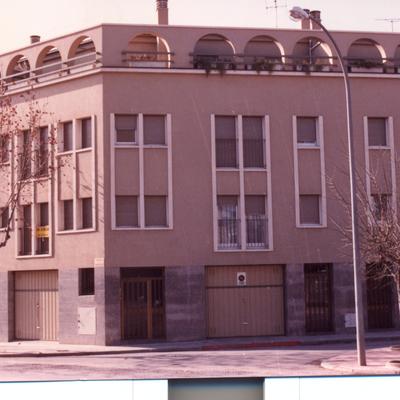 Construcción Casas Unifamiliares en Sabadell.