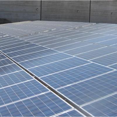 Instalación fotovoltaica conexión a red - Nave en Güimar - Tenerife.