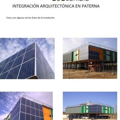 Integracion Arquitectonica ayuntamiento de Paterna