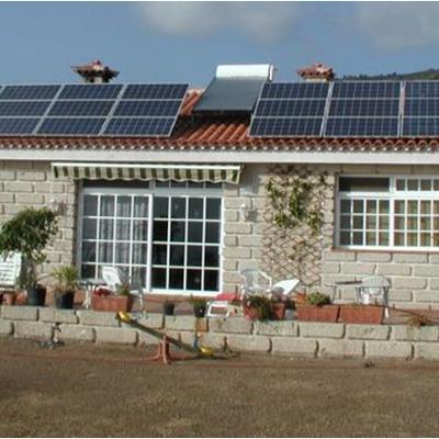 Instalaciones solares, térmica para A.C.S y fotovoltaica