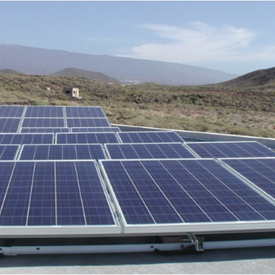 Instalación fotovoltaica - Vivienda en El Médano - Tenerife.