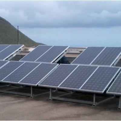 Instalación fotovoltaica de conexión a red en IES Los Silos - Tenerife.