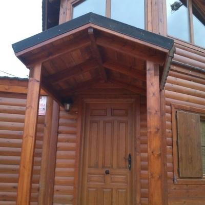 mantenimiento casas de madera