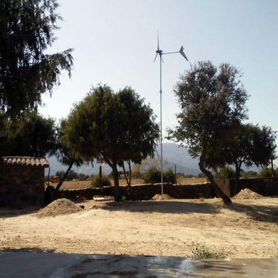 Sistema eolico