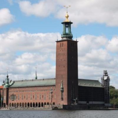 Casa del Estado de Estocolmo Suecia