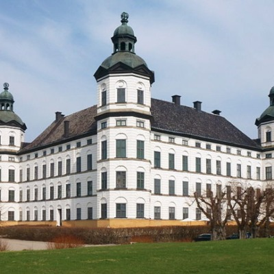 Castillo De Skokloster Suecia
