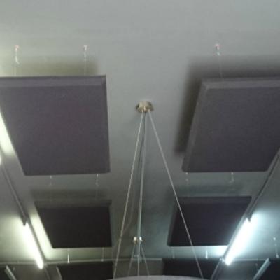 Placas acústicas