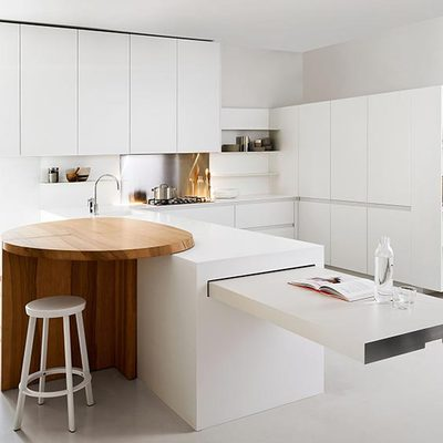Cocina con mesa Easy Table