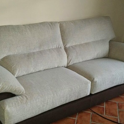 Sofa 3plz retapizado
