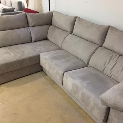 sofa rinconera con chaiselonge de 280x180