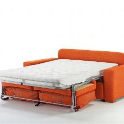 Sofa cama abierto