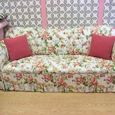 Sofa capitone Modelo Marbella