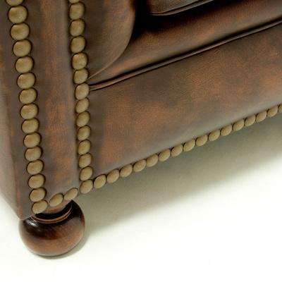 Sofa Chester detalle