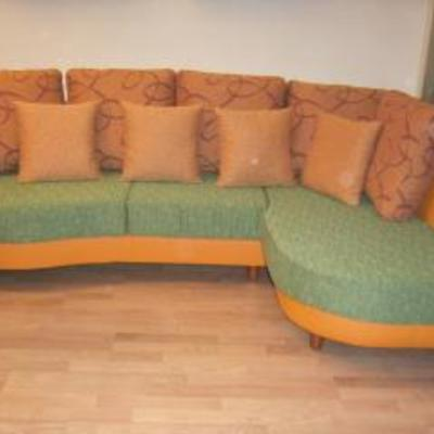 Sofa Rinconera despues