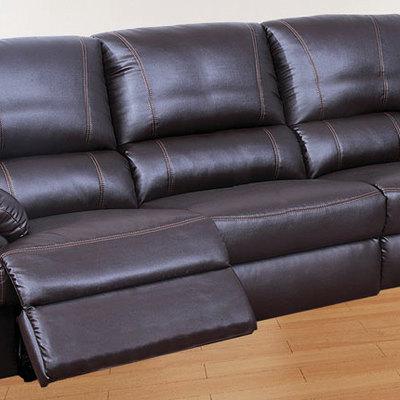 Sofa de Piel de 3 plazas
