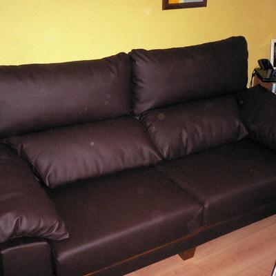 sofa terminado