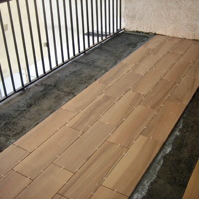 Presupuesto gres madera online habitissimo - Plaqueta imitacion madera ...
