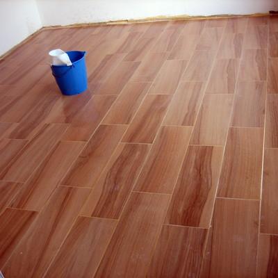 solado gres imitacin madera terminado - Suelos Imitacion Madera