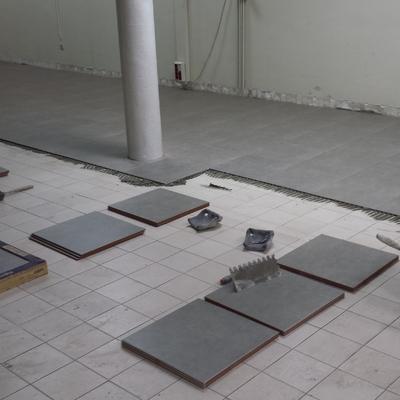 Solados y alicatados Moya,s.l. - Pavimento porcelánico 2