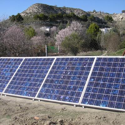 Solar aislada