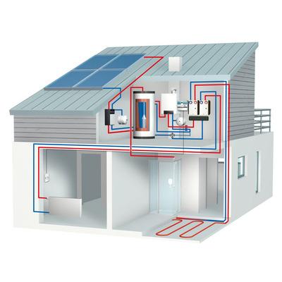 Colectores solares para agua caliente sanitaria