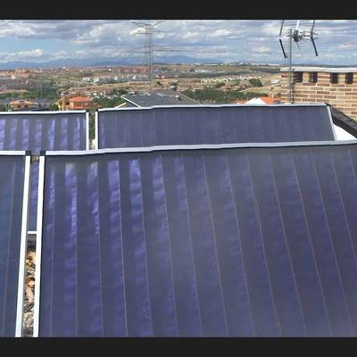 Solar Térmica (Arroyomolinos)