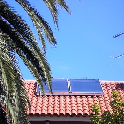 Solar Termica para A.C.S.