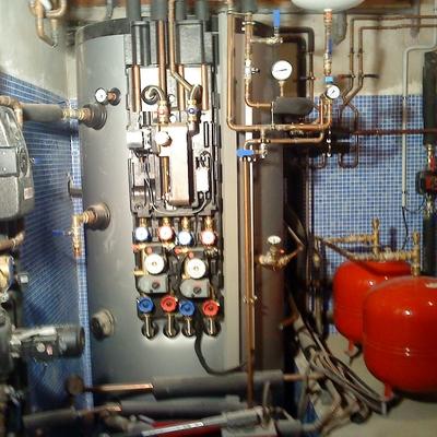 Solar térmica para ACS y calefacción