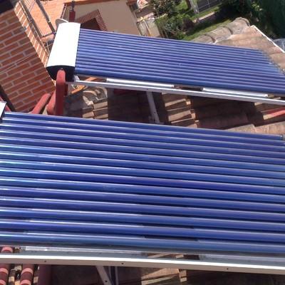 Solar Térmica (Talamanca del Jarama)